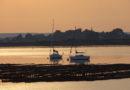 Dawn in South Britanny