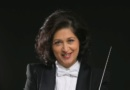 Savitri de Rochefort, chef d'orchestre : une force qui vient de l'Orient