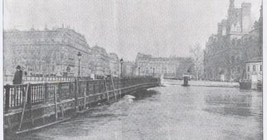 Extension urbaine et inondations (Paris & Londres) – rééd.